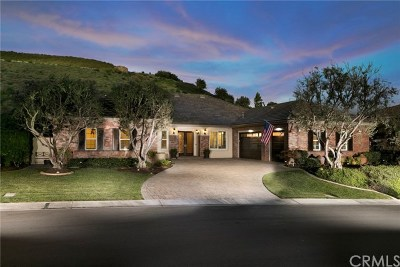 Yorba Linda Single Family Home For Sale: 3762 Quarter Horse Drive