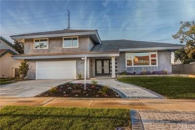 Orange Single Family Home For Sale: 2620 E Hillcrest Avenue