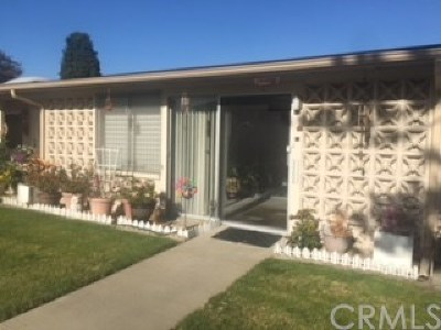 Seal Beach Co-op For Sale: 13631 Annandale Drive #5K