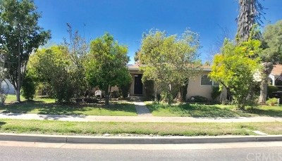 Santa Ana Single Family Home For Sale: 2318 N Bristol Street