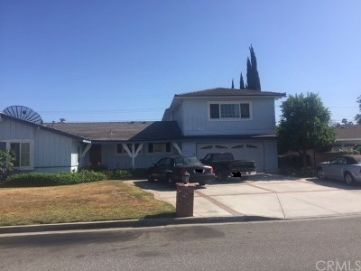 Garden Grove Single Family Home For Sale: 8692 La Grand Avenue