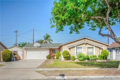 Buena Park Single Family Home For Sale: 8192 San Huerta Circle