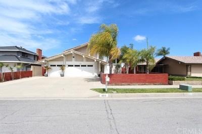 Orange Single Family Home For Sale: 433 N Flower Street
