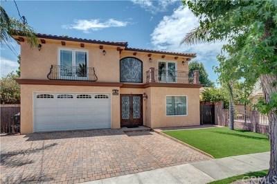 Valley Glen Single Family Home For Sale: 12952 Calvert Street