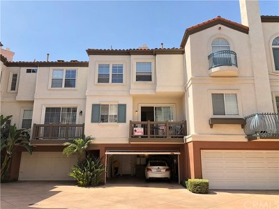 Tustin Condo/Townhouse For Sale: 2854 Ballesteros Lane