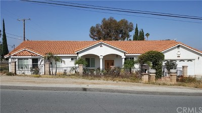 Riverside CA Single Family Home For Sale: $630,000