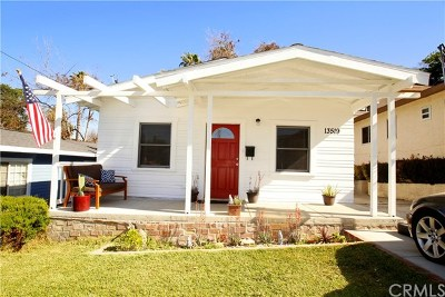 Whittier Single Family Home For Sale: 13519 Via Del Palma Avenue