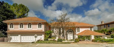 Newport Beach Single Family Home For Sale: 29 Ridgeline Drive
