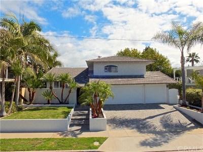 Seal Beach Single Family Home Active Under Contract: 1737 Catalina Avenue