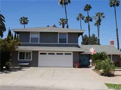 Placentia Single Family Home For Sale: 201 Gila Way