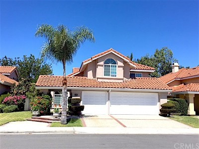 Irvine Single Family Home For Sale: 15 Salerno