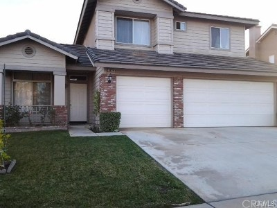 Corona Single Family Home For Sale: 1426 White Holly Drive