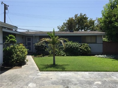 Covina Single Family Home For Sale: 534 W Thelborn Street