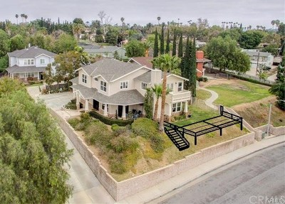 Fullerton Single Family Home For Sale: 707 W Union Avenue