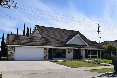 Orange Single Family Home For Sale: 2602 E Hillcrest Avenue