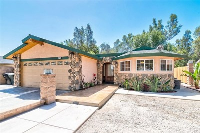 Chino Hills Single Family Home For Sale: 3731 Bayberry Drive