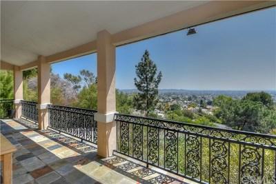 La Habra Heights Single Family Home For Sale: 530 Vista Del Llano Drive