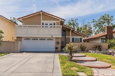 Irvine Single Family Home For Sale: 14881 Athel Avenue