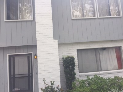 Fullerton Condo/Townhouse For Sale: 1317 Cameo Lane