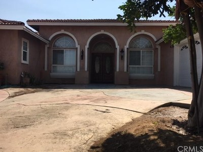 Menifee Single Family Home For Sale: 26020 Farmington Road