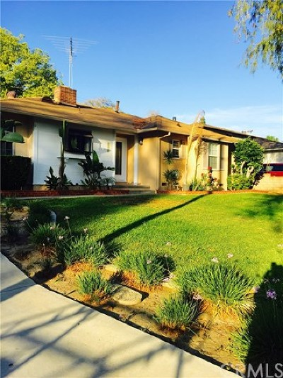 Whittier Single Family Home For Sale: 14417 Tedemory Drive
