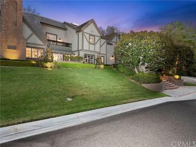 North Tustin Single Family Home For Sale: 1620 La Loma Road