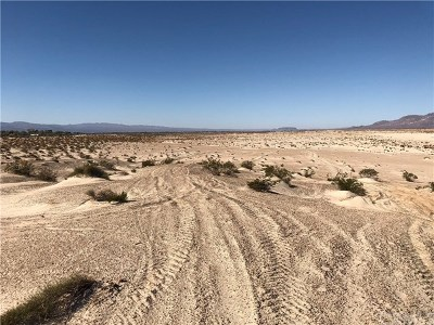 Newberry Springs Residential Lots & Land For Sale: Newberry Rd