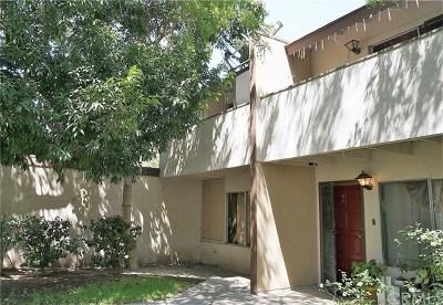 Santa Ana Condo/Townhouse Active Under Contract: 521 S Lyon Street #85