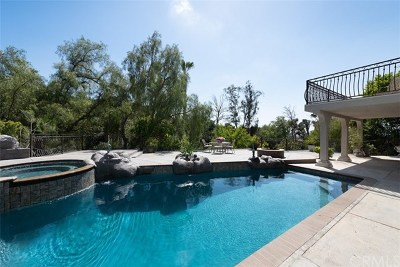 Anaheim Hills CA Single Family Home For Sale: $1,249,000