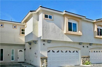 Fountain Valley Condo/Townhouse For Sale: 16449 Watershed Drive