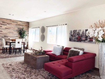 Fullerton Single Family Home For Sale: 2622 W Olive Avenue