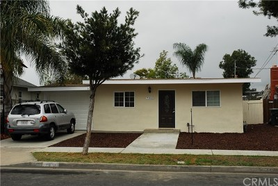 Buena Park Single Family Home For Sale: 7951 Franklin Street