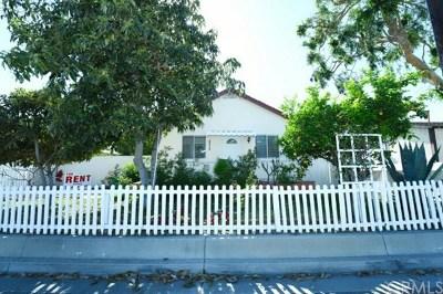 Garden Grove Single Family Home For Sale: 13091 Westlake Street