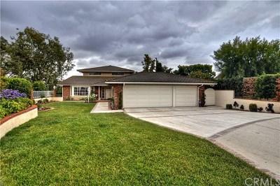 Fullerton Single Family Home For Sale: 1012 Miramar Place