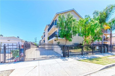 Torrance Multi Family Home For Sale: 1610 W 207th Street