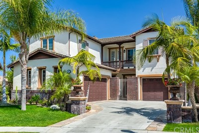 Tustin Single Family Home For Sale: 811 Polaris Dr