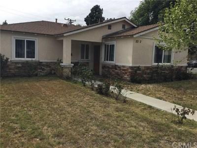 Santa Ana Single Family Home For Sale: 2202 S Flower Street