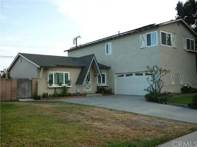Garden Grove Single Family Home For Sale: 10552 Morningside Dr