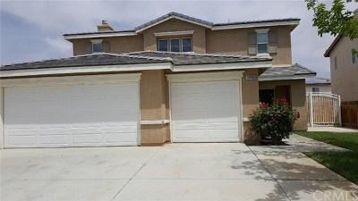 Adelanto Single Family Home For Sale: 10566 Lee Avenue