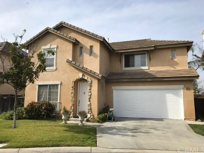 Garden Grove Single Family Home For Sale: 12861 Glendon Place