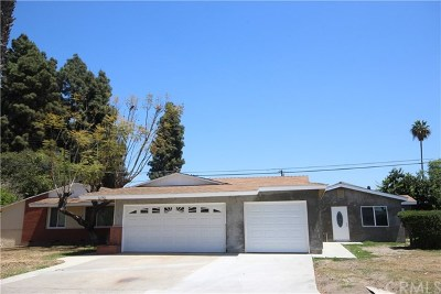 Garden Grove Multi Family Home Active Under Contract: 11742 Brownlee Road