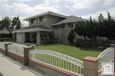 Garden Grove Single Family Home For Sale: 11432 Paloma Avenue
