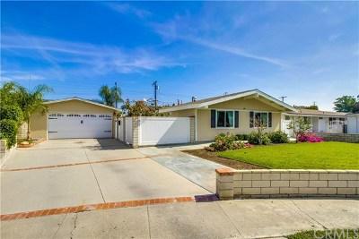 Fullerton Single Family Home For Sale: 519 W Woodcrest Avenue