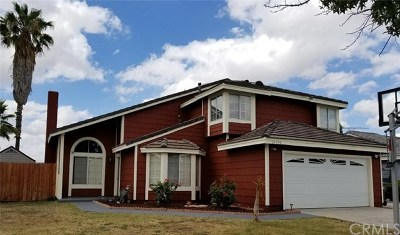 Moreno Valley Single Family Home For Sale: 24198 Mount Russell Drive