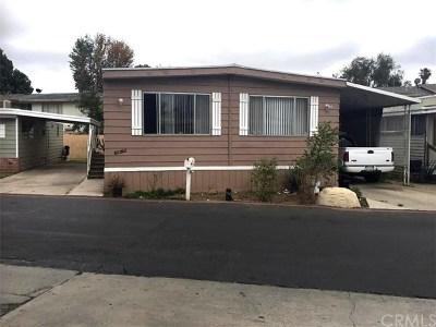 Orange County Mobile Home For Sale: 126 E Balboa Lane