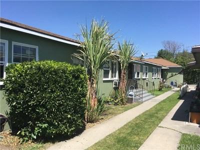 El Monte Multi Family Home For Sale: 3114 Santa Anita Avenue
