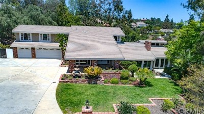 North Tustin Single Family Home For Sale: 1781 Terry Lynn Drive
