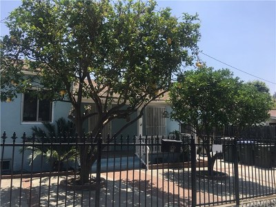 Pasadena Single Family Home For Sale: 810 Lincoln Avenue