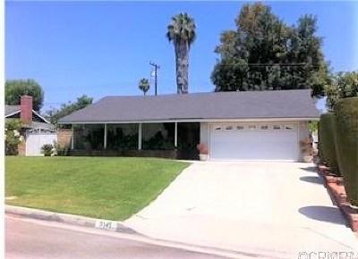 West Covina Single Family Home For Sale: 3145 E Point Cedar Drive