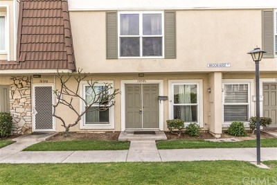 Fountain Valley Condo/Townhouse Active Under Contract: 18586 Brookhurst Street
